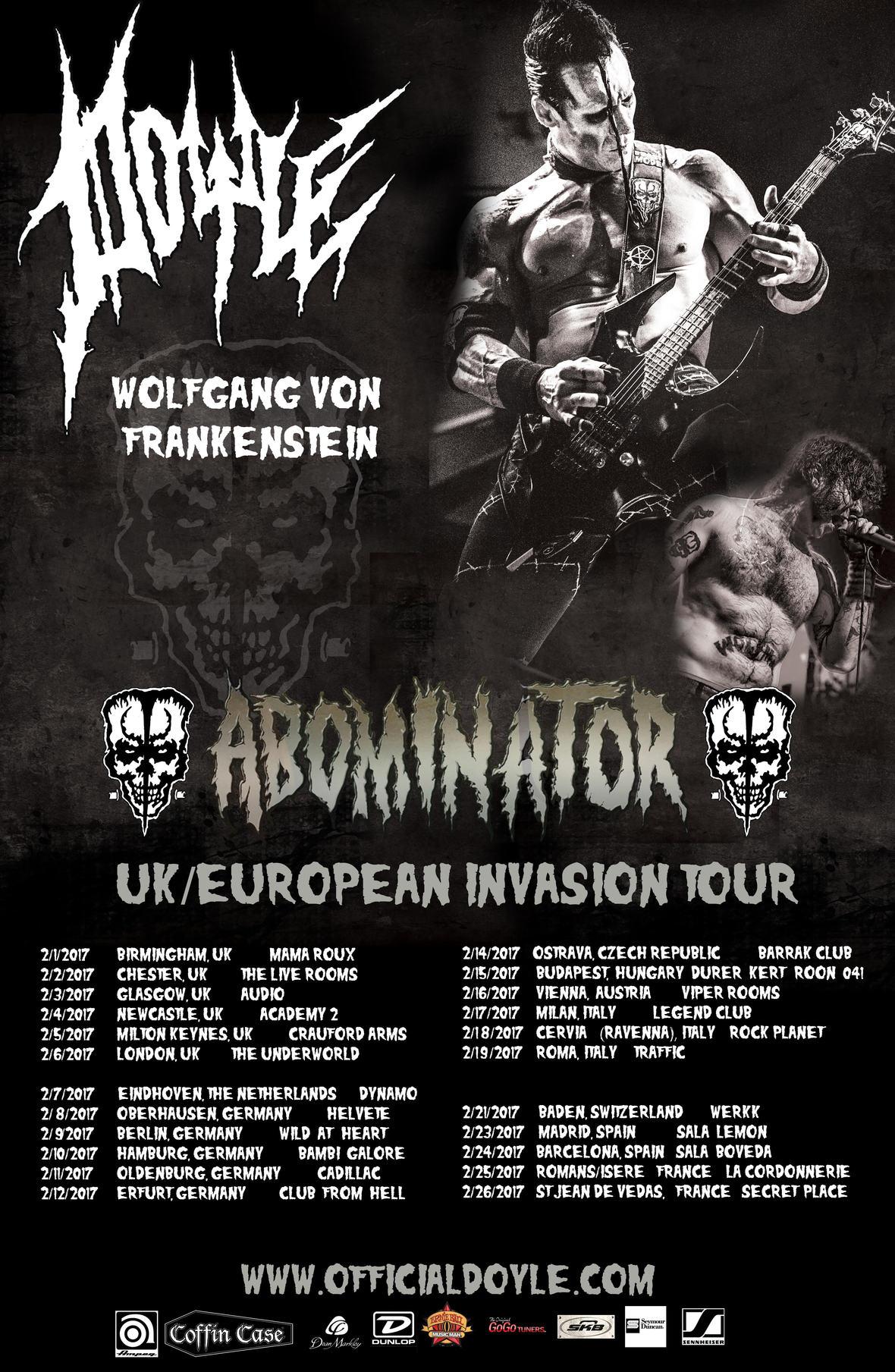 doyle-european-tour