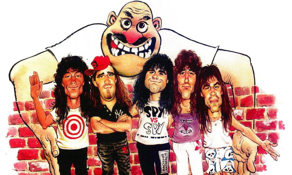 Anthrax State Of Euphoria 30th Anniversary