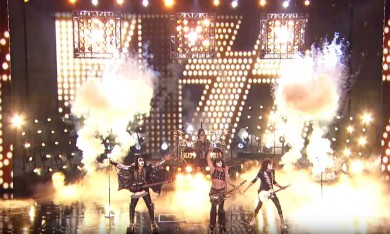 KISS End Of The Road final tour