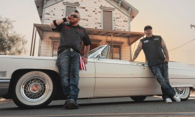 Moonshine Bandits Gold Rush Elvis Video