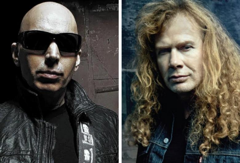 Joe Satriani Dave Mustaine Experience Hendrix