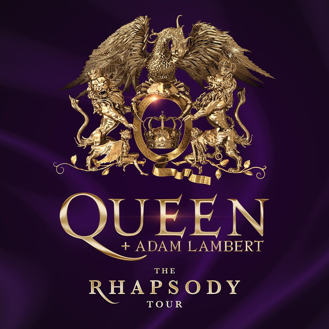 Rogers And Rogers Toyota >> Queen + Adam Lambert Announce North American 'Rhapsody' Tour