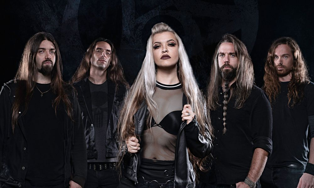 The Agonist band 2019
