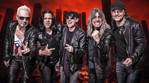 Scorpions Sin City Nights 2020