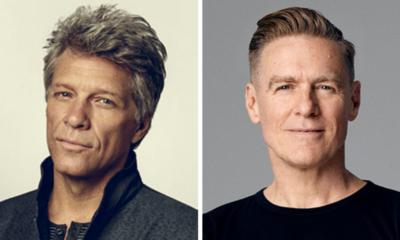 Bon Jovi Bryan Adams 2020 tour