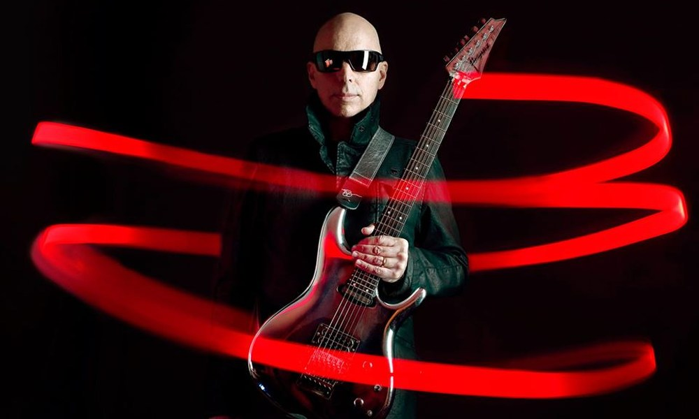Joe Satriani 'Shapeshifting'
