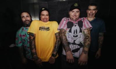 New Found Glory 2020 tour