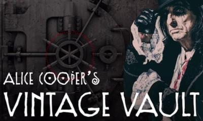 Alice Cooper Vintage Vault podcast