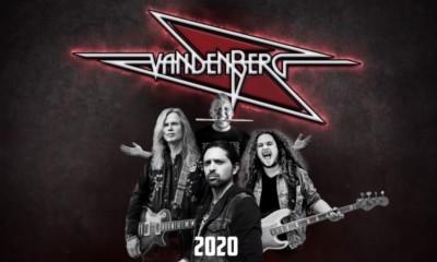 Vandenberg 2020 band