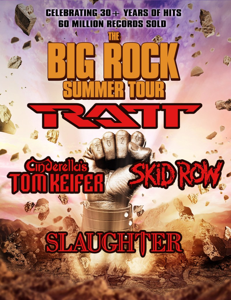 The Big Rock Summer Tour