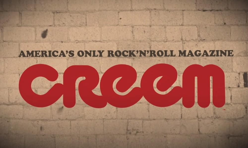 Creem Americas Only Rock Magazine trailer