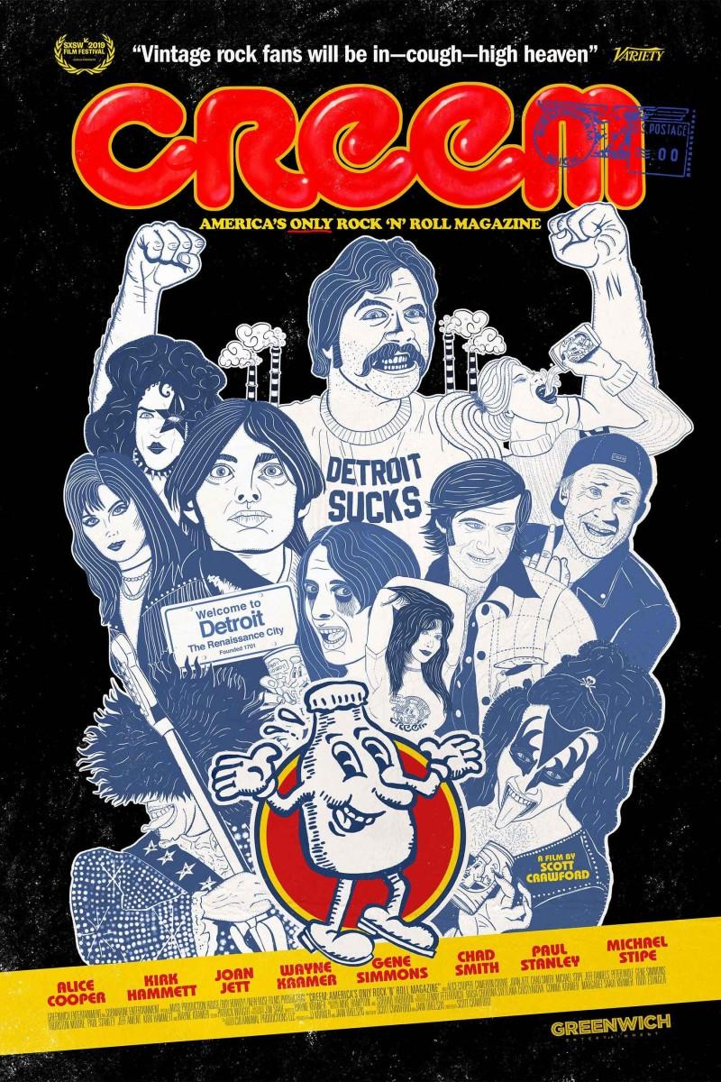 Creem doc poster 2020