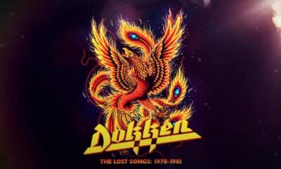 Dokken The Lost Songs