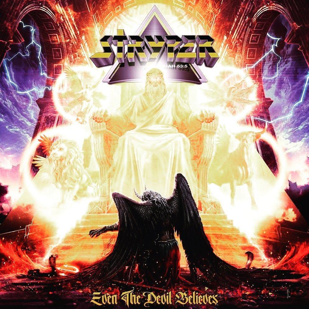 Stryper Even The Devil Believes