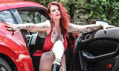 Devil Doll Rock Confidential Girl